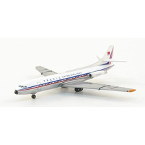 Avião Se-210 Caravelle China Airlines Herpa 1:500