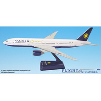 Varig Boeing 777-200 1:200 - Flight Miniatures