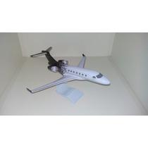 Maquete Em Resina Avião Emb - Legay 500 Pintura Rajada