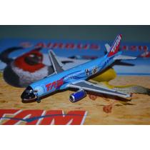 Avião - Tam Airlines (rio) A320 1/400 - Phoenix Models