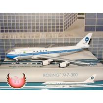 Avião Boeing 747-300 Varig Phoenix Models 1:400