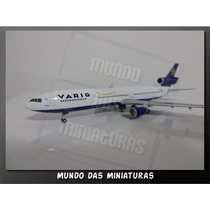 Avião Miniatura - Md-11 Varig - 1:400 - Gemini Jets