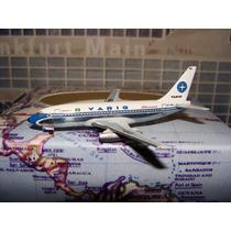 Avião Boeing 737-200 Varig Aeroclassics Pp-vmh 1:400