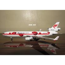 Avião Md-11 Martinair Cargo Dragon Wings 1:400