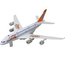 Mini Avião A Fricção Gol