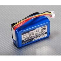 Bateria Lipo Turnigy 1.3 1300 Mah 30-40c 11.1v 3 Cell