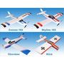 Plantas De Aeromodelo + Simuladores + Projeto Turbina + Asas
