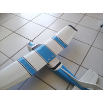 Aeromodelo Cessna Treinador 1 Metro De Envergadura Skyartec