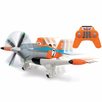 Avião Dusty Controle Remoto Aviões Disney Toyng 23 Frases