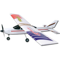 Aviao Treinador Avião Wing Tiger Brushless 2.4ghz Art-tech