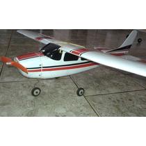 Aeromodelo Cessna 182 Elétrico - Usado