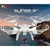 Quadricoptero ( Filma, Tira Fotos E Com Botão De Retorno!! )