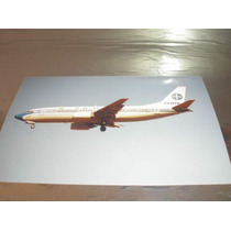( L - 380 ) F-26 Fotografia Do Avião 737-300 Varig
