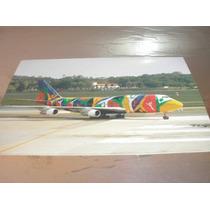 ( L - 380 ) F-03 Foto De Avião 747-300 South African Airway