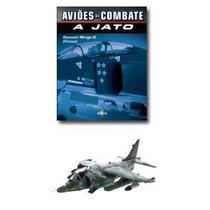 Aviões De Combate A Jato Ed 22 Bae Harrier Gr.3 (uk)