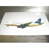 ( L - 380 ) F-94 Foto Do Avião 737-200 Aerolineas Argentinas