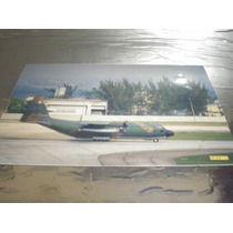 ( L - 380 ) F - 69 Foto Do Avião Hercules - Fab
