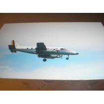 ( L - 380 ) F - 122 Foto Do Avião Fab Bandeirante C-95