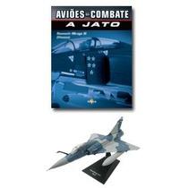 Aviões De Combate A Jato Ed05 Mirage 2000 C (brasil)
