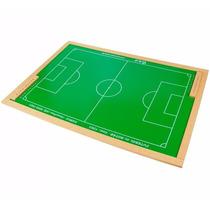 Futebol De Botão Mdf 92 X 63 Cm Carlu