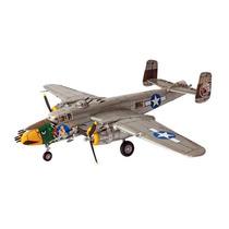 Miniatura Us Army B-25j Mitchell 1945 1:72 Unimax