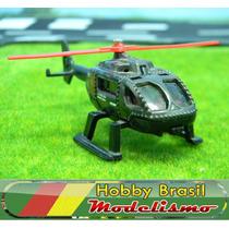 Helicóptero Resgate Team Mbx Ho 1:87 Matchbox Avião