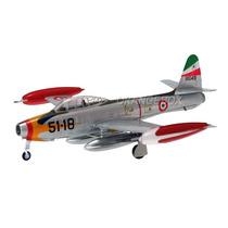 Avião F-84g Thunderjet Italy Easy Model 1:72 Ax-36803