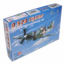Modelo Plane - Do.520 1:72 Hobbyboss Plastic Kit Miniatura