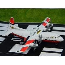 Avião Hércules Forest Service Esc. Aprox 1:500 Matchbox