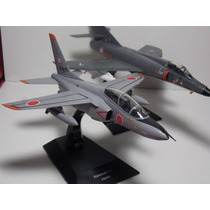 Avião Jato Combate Kawasaki T-4 + Dassault Super Étendart