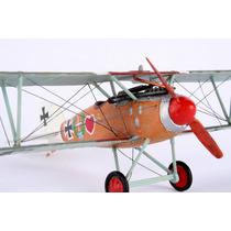 Modelo Plane - Revell 1:72 Albatross D.iii Kit Set (04062)