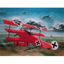 Modelo Plane - Revell 1:28 Fokker Dr.i Richthofen Red Baron