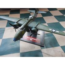 Avião Estático Colecionável Segunda Guerra Em Metal Vários