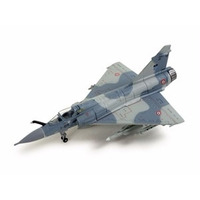 Miniatura Avião French Air Force Ec 2/2 Mirage 2000c 1:200
