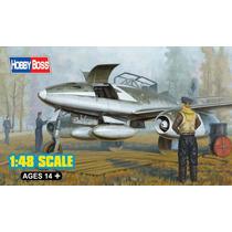 Modelo Plane - Me 262 B-1a 1:48 Miniature Hobbyboss Plástico