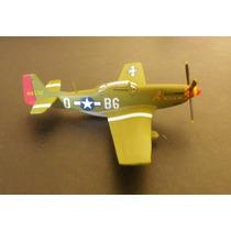 Miniatura Colecionável Mustang P-51 - Super Promoção