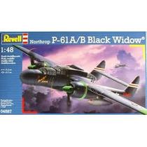 Modelo Plane - Revell Rv180 1:48 P-61b Black Widow Lutador