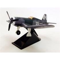 Miniatura Us Army F 4u Corsair Classic Fighter 10cm Welly