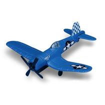 Miniatura Metal Avião Militar Maisto F4u-1d Corsair