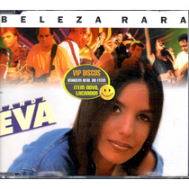 Ivete Sangalo Banda Eva Cd Single Promo Beleza Rara 4 Faixas