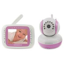 Baba Eletronica Câmera Sem Fio 2.4g + Visão Noturna Mtv-368