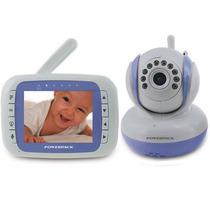 Babá Eletrônica Câmera Sem Fio 2.4g +visão Noturna Mtv-368