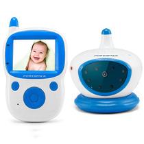 Baba Eletronica Camera Visao Noturna Mic Bebê +sist Gravação