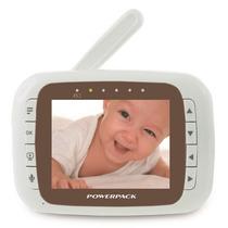 Babá Eletrônica Baby Powerpack Mtv-368 Visão Noturna Bivolt