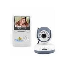 Babá Eletrônica Câmera Sem Fio 2.4g +visão Noturna+aud
