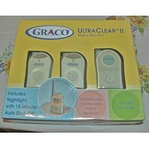 Baba Eletronica Graco Cristal Clear Ll Produto Novo $300,00