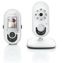 Babá Eletrônica Motorola Mbp621,tela 1,8,visão Noturna,bivol