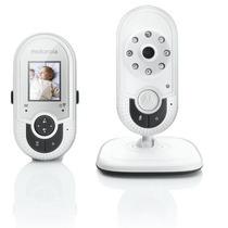 Babá Eletrônica Motorola Mbp621,tela 1,8,visão Noturna Bivol
