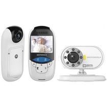 Babá Eletrônica Motorola Mbp27t Tela 2.4 Visao Noturna Term