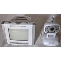 Babá Eletrônica Summer Com Monitor Noite E Dia Semi-nova110v